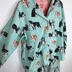 856b301c2a Nick   Nora Intimates   Sleepwear - Nick   Nora Pajamas Sleep Boston  Terriers XXL